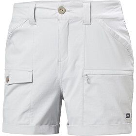 Helly Hansen Maridalen Shorts Women, grey fog